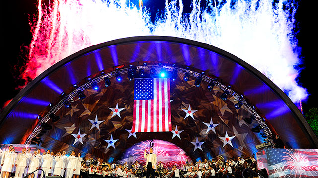 Boston Pops Esplanade Orchestra