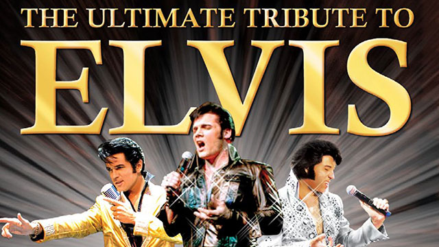 The Ultimate Tribute to Elvis