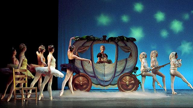 New Jersey Ballet's Cinderella