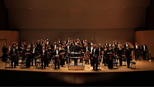 The Helsingborg Symphony Orchestra