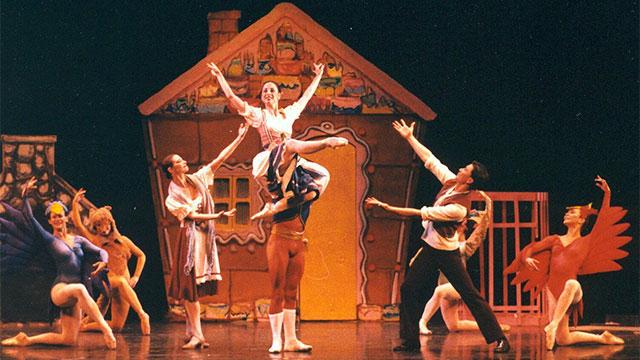New Jersey Ballet's Hansel & Gretel