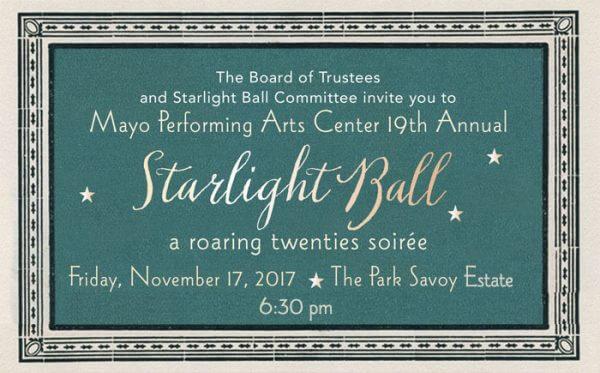 Starlight Ball 2017 Recap