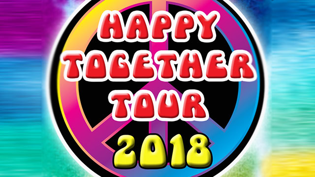 Happy Together Tour 2018