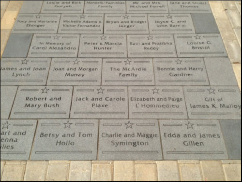 Donation Pavers