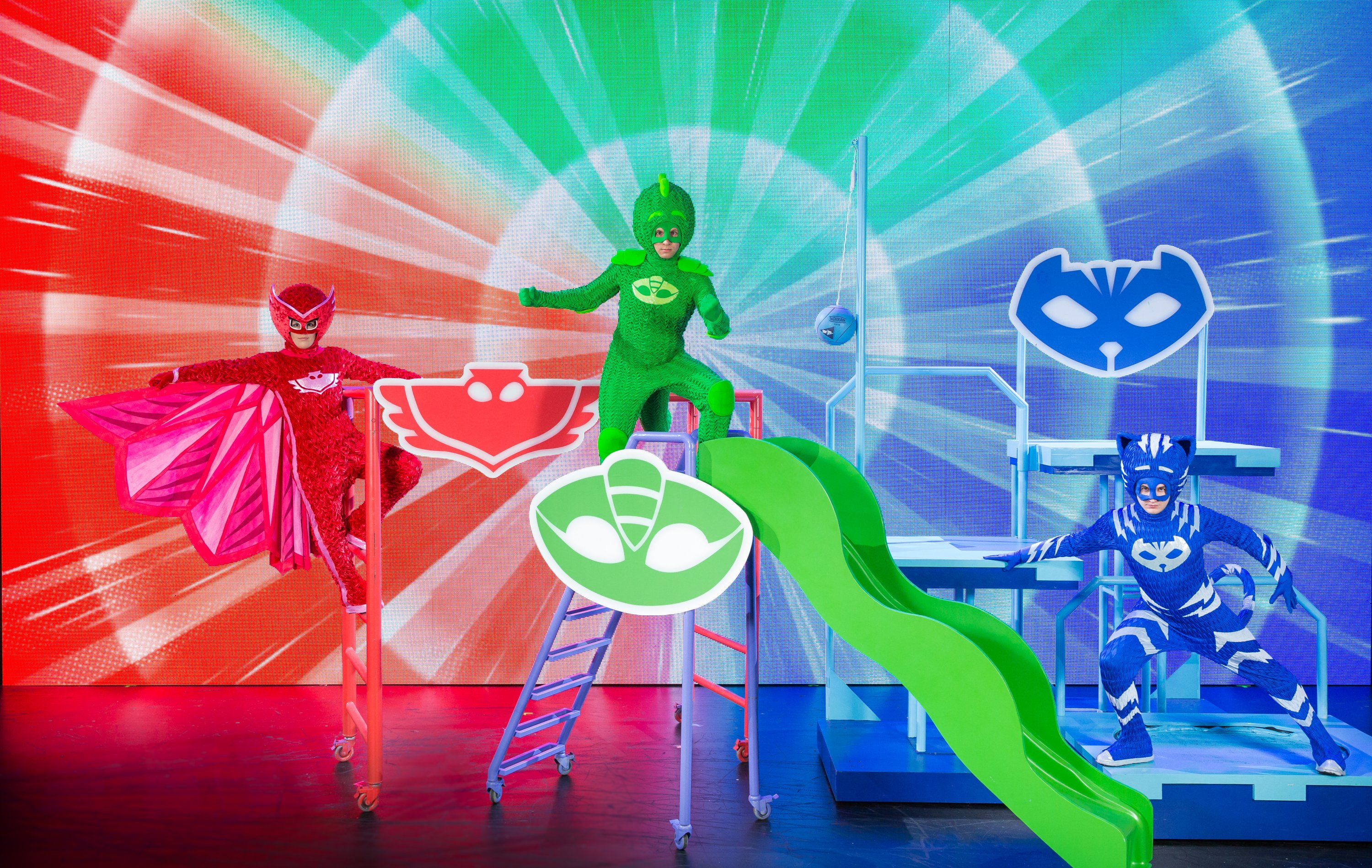 pj masks live mayo performing arts center