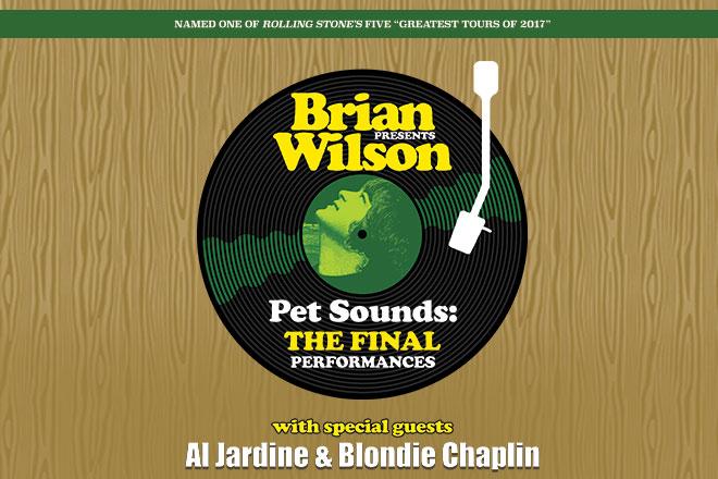 Brian Wilson: Pet Sounds: The Final Performances