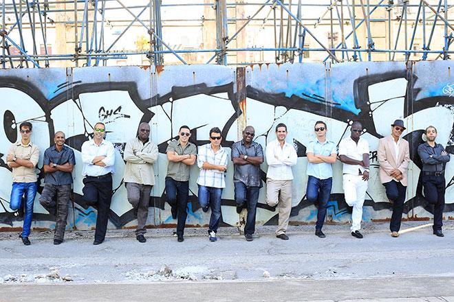 The Havana Cuba All-Stars