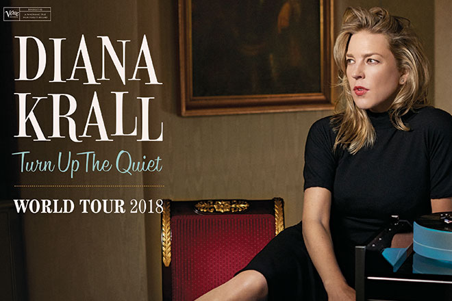 Diana Krall (Cancelled)