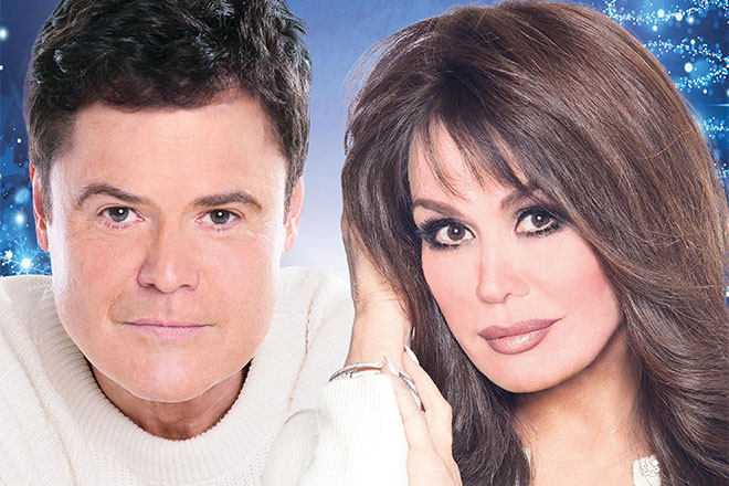 Donny And Marie Christmas Tour 2020 Donny And Marie 2020 Christmas Show | Fwsbns.newyearpro.site