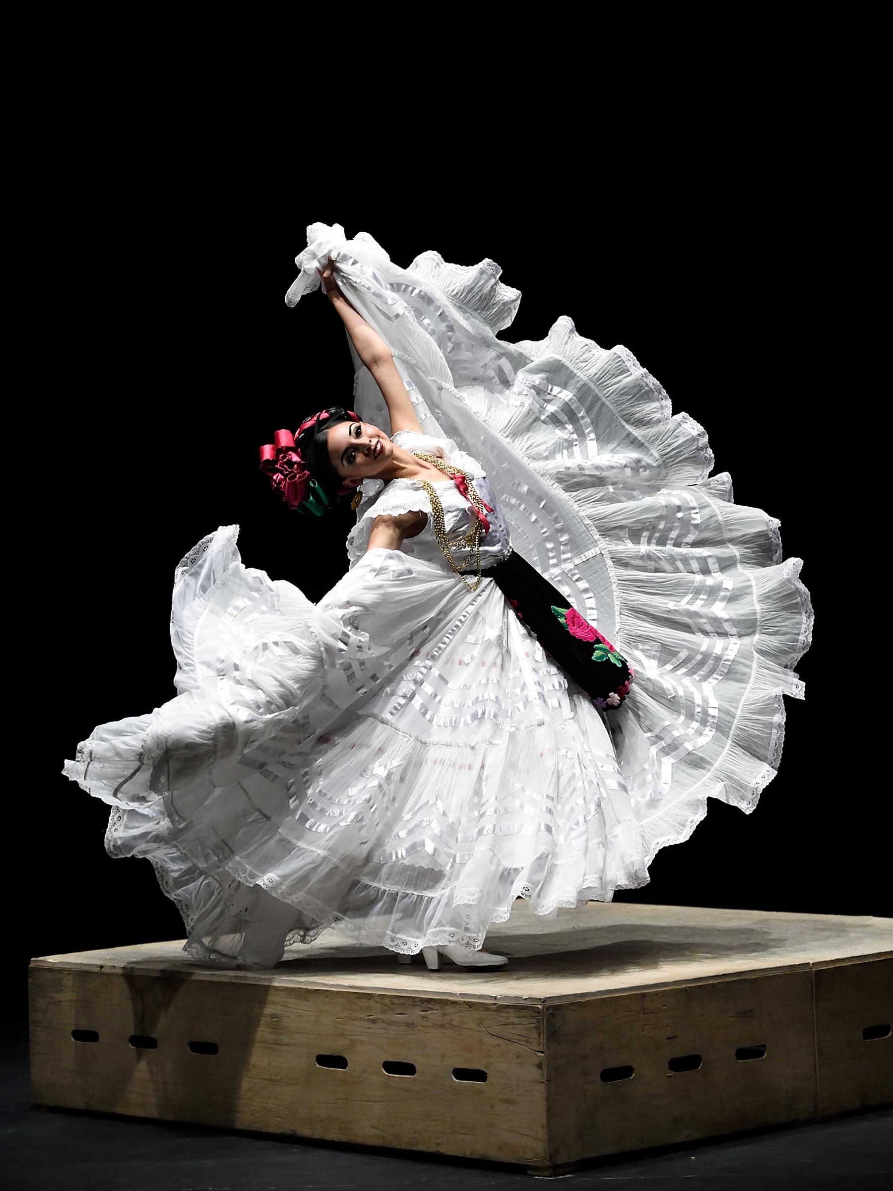 Ballet Folklorico De Mexico Us Tour