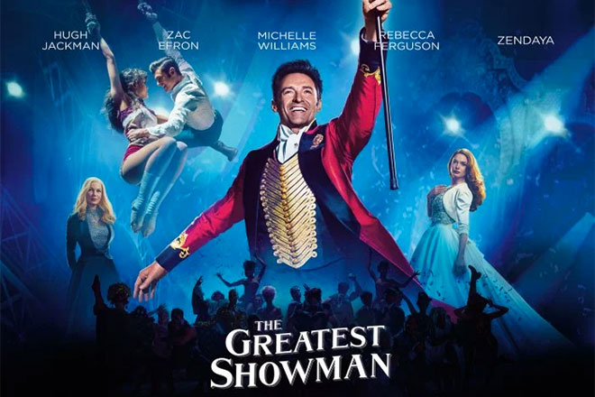 Free Summer Movie: The Greatest Showman