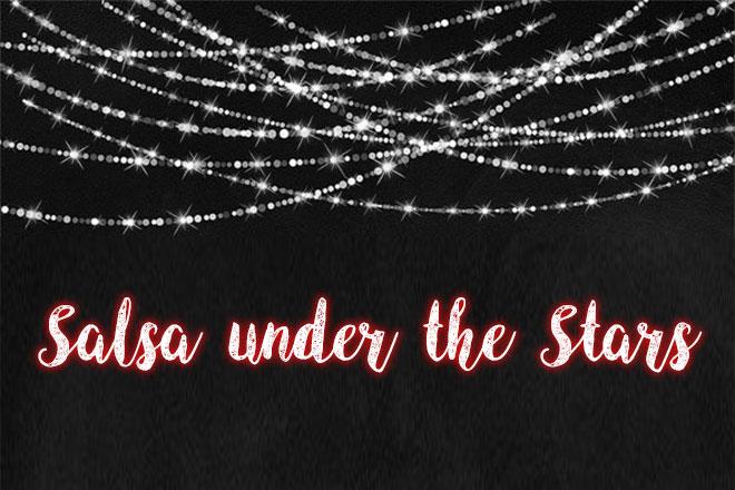 Free Summer Event: Salsa Under the Stars