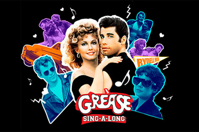 Sing Along Grease