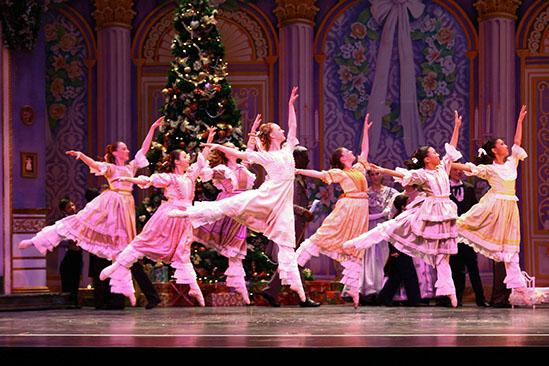 New Jersey Ballet's Nutcracker With New Jersey Symphony