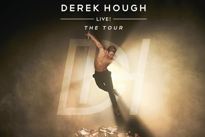 Derek Hough: Live!