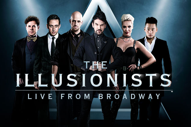 The Illusionists™: Live from Broadway™