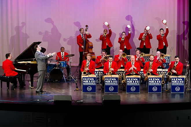 Battle of the Big Bands: The Glenn Miller Orchestra vs. The Cab Calloway Orchestra