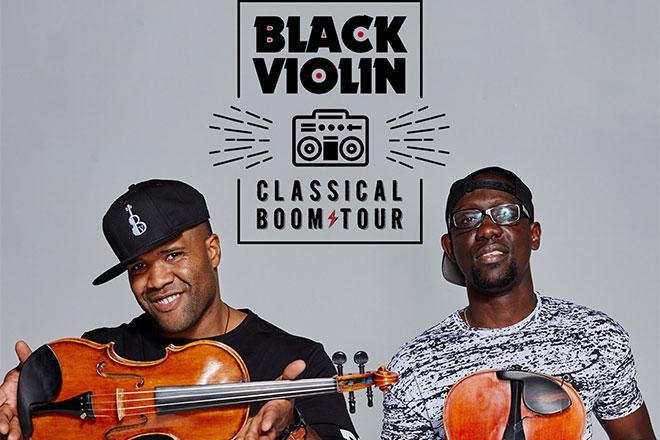 Black Violin (School-Time)