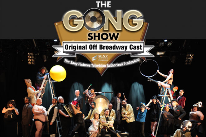 The Gong Show Off Broadway