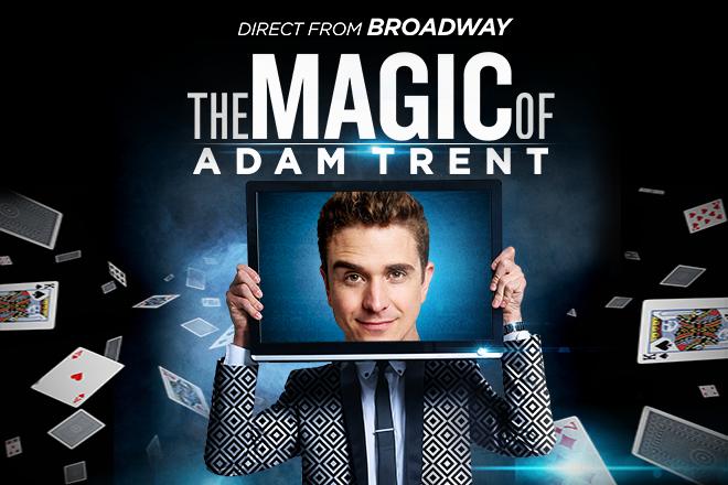The Magic of Adam Trent