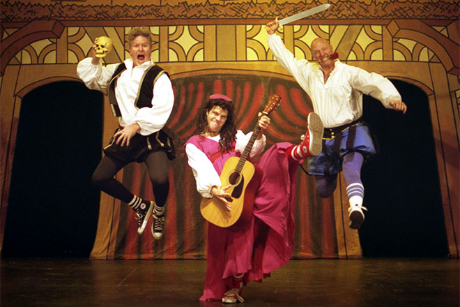 The Reduced Shakespeare Company presents The Complete Works of William Shakespeare (Abridged) [Revised]