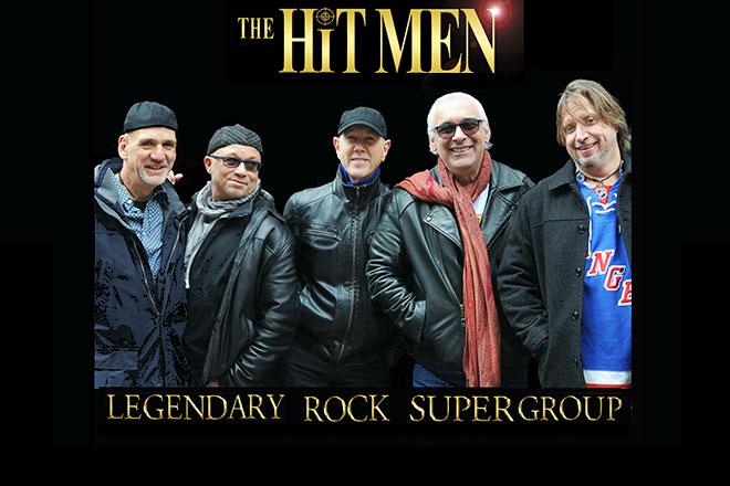 The Hit Men – Legendary Rock Supergroup