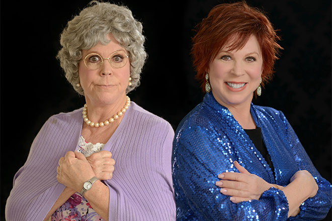 Vicki Lawrence & Mama: A Two-Woman Show – CANCELLED