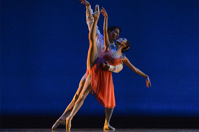 New Jersey Ballet's 60th Anniversary Opener