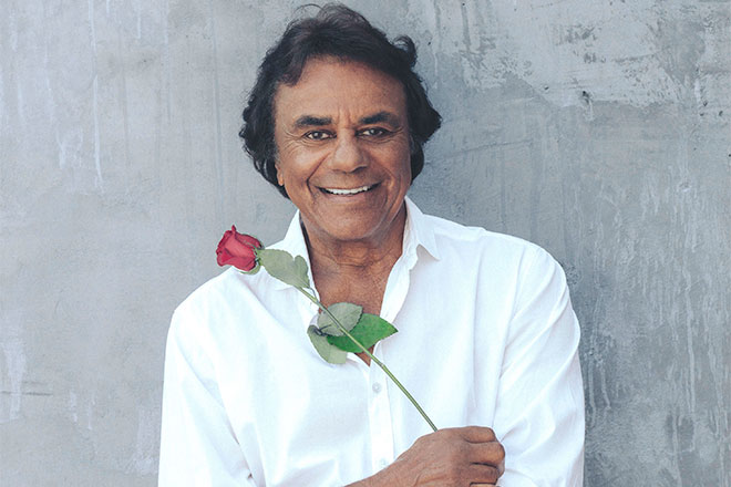 Johnny Mathis: The Voice of Romance Tour 2019