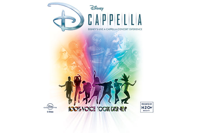 Disney's DCappella