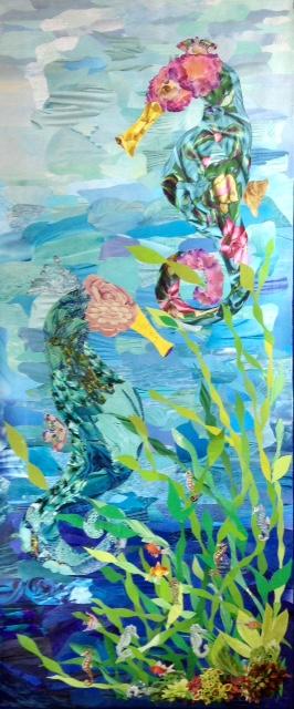 Sea Horse -by Leina'ala Schwartz