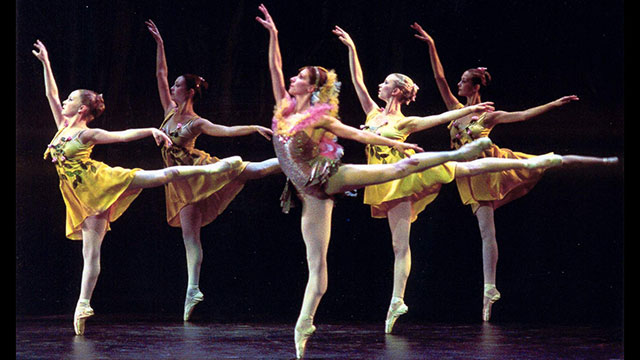 New Jersey Ballet's Peter and the Wolf/ Beauty and the Beast