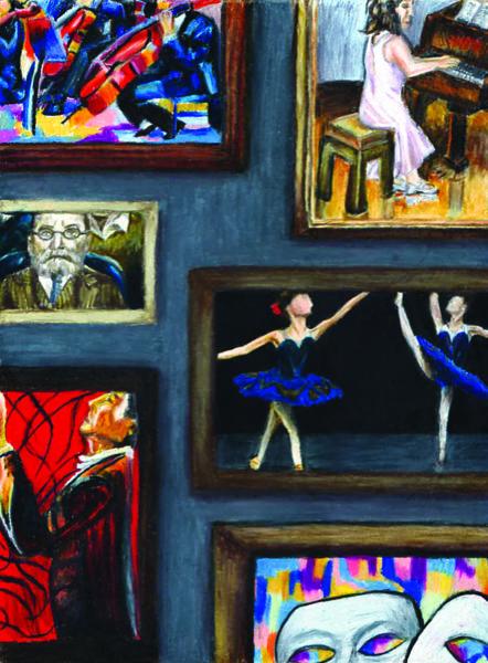 Aliyah Artwork