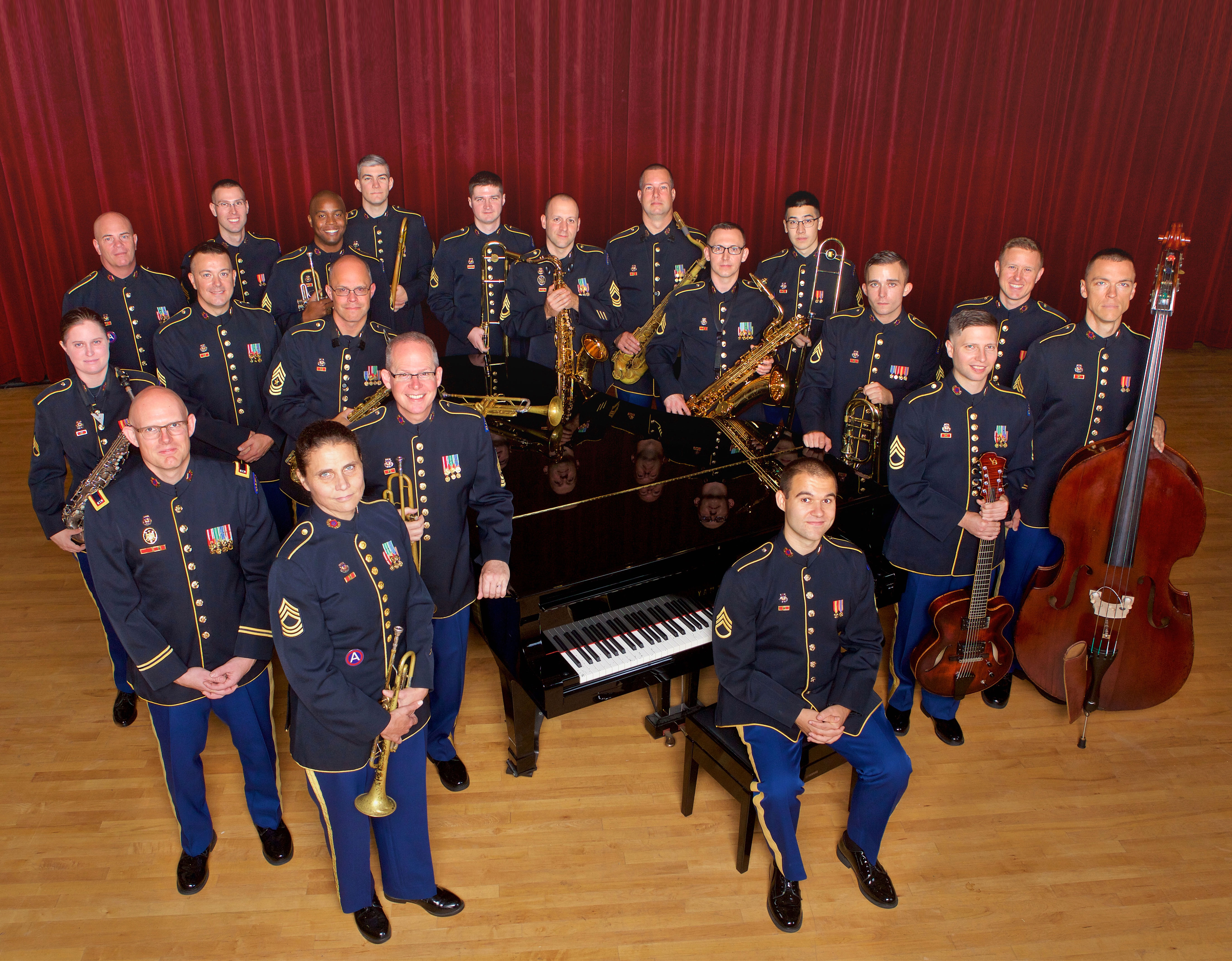 Free Event: The Jazz Ambassadors of The United States Army Field Band