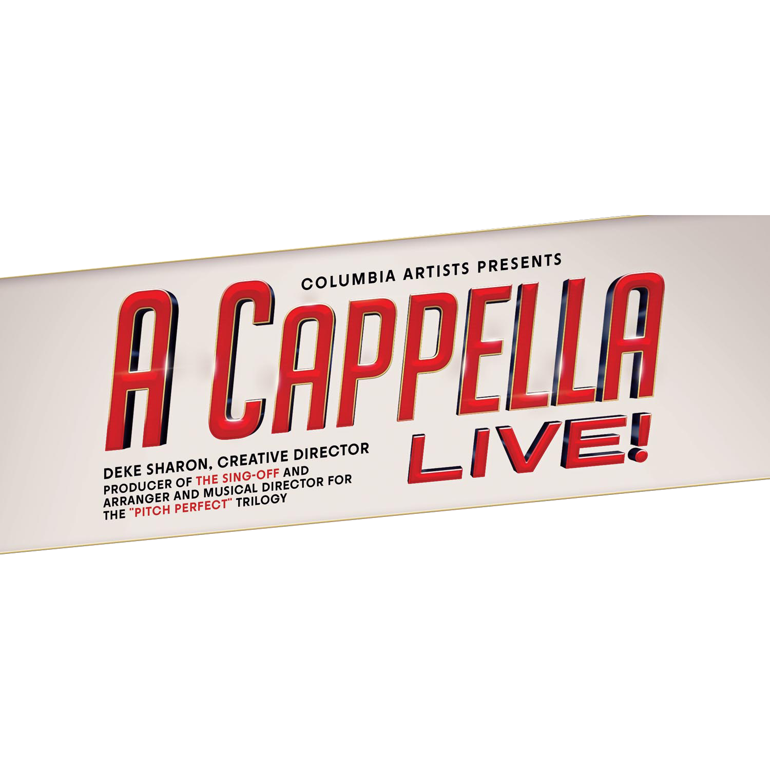 A Cappella Live | Mayo Performing Arts Center