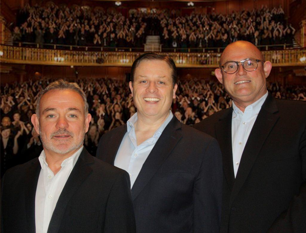 The Irish Tenors Holiday Concert | Mayo Performing Arts Center